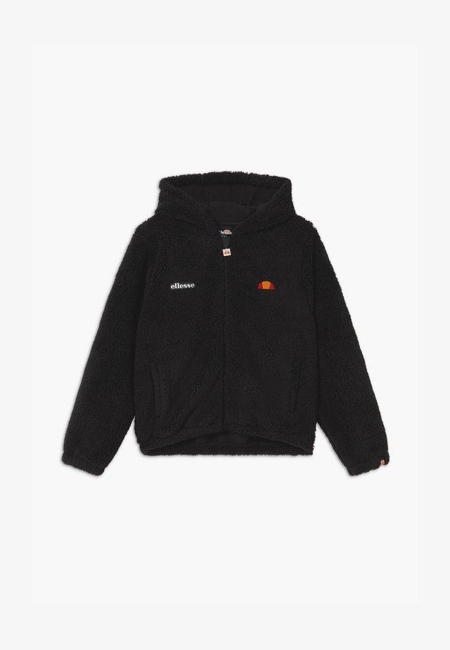 ANGOLA - Winter jacket - black