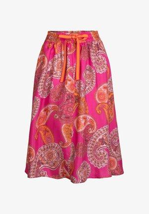 MEH - A-line skirt - pink