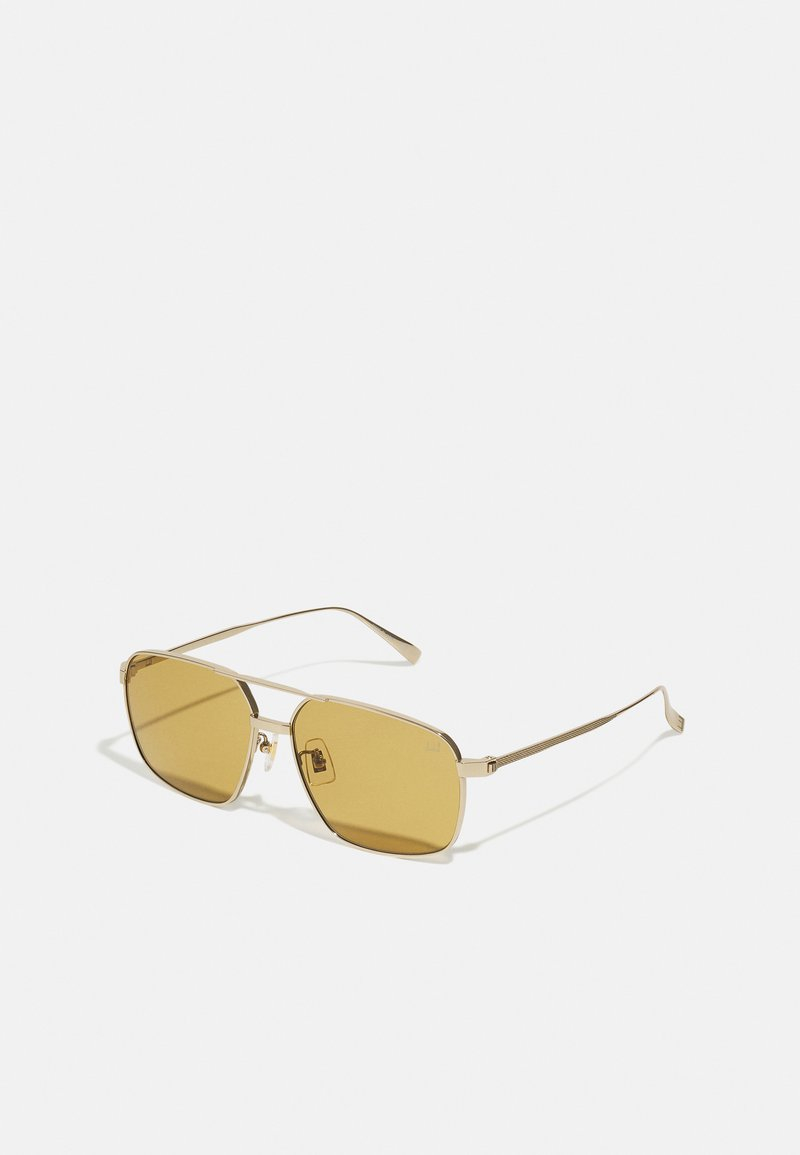 Dunhill - Sunglasses - gold-coloured/yellow