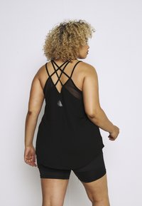 Active by Zizzi - AYGITTE - Top - black - 2