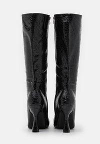 RAID Wide Fit - WIDE FIT ANGELIQUE - Boots - black - 3