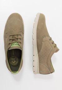 Panama Jack - DOMANI C20 - Zapatos con cordones - khaki - 1