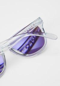 Oakley - FROGSKINS UNISEX - Lunettes de soleil - polished clear - 2