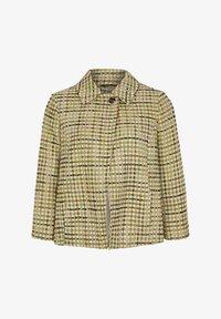 comma - Light jacket - spring green jaquard - 5