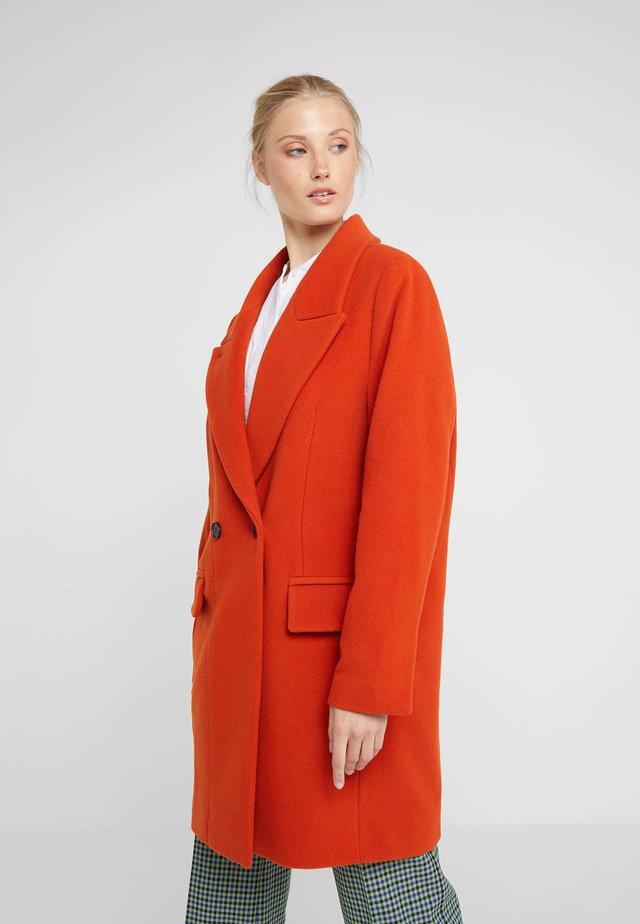 GIRONA - Classic coat - orange