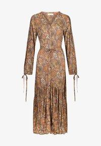Isla Ibiza Bonita - Maxi dress - mysterious indian flowers - 5