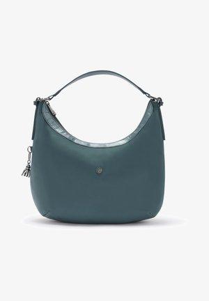 GALYA - Handbag - naturl slate bl