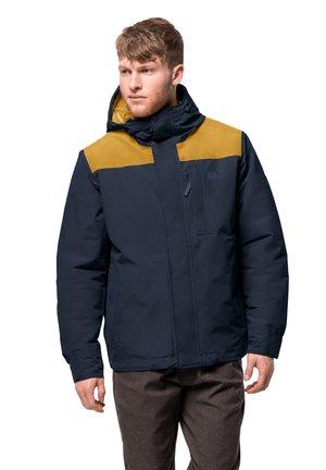 OAKWOOD  - Winter jacket - night blue