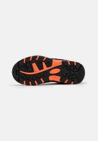 CMP - KIDS RIGEL LOW TREKKING SHOE WP UNISEX - Hiking shoes - rif/antracite - 4