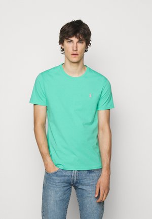 SHORT SLEEVE - T-shirt basic - sunset green