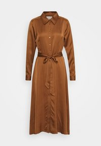 Part Two - ERIONAP - Košilové šaty - hazel brown - 0