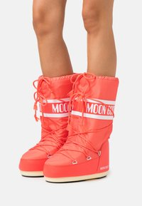 Moon Boot - Winter boots - coral - 0