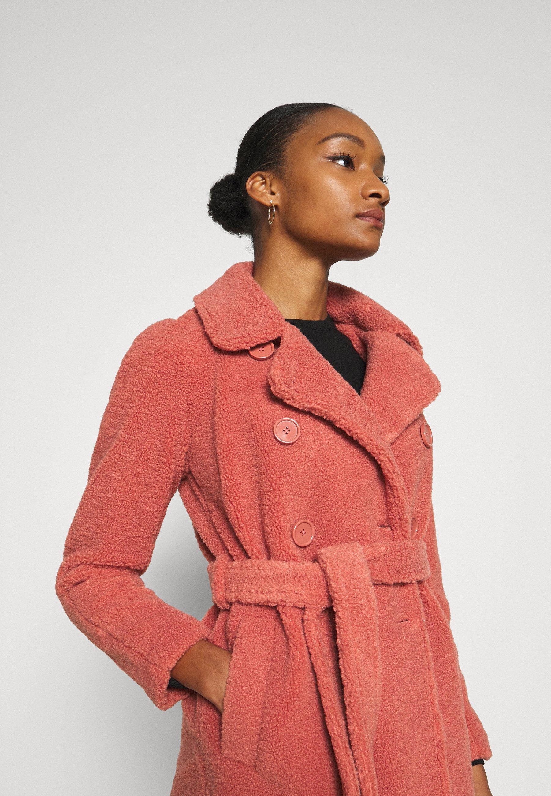 EDITH COAT MURPHY Mantel pink