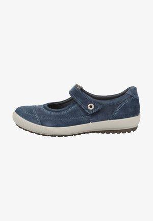 Ballet pumps - blue