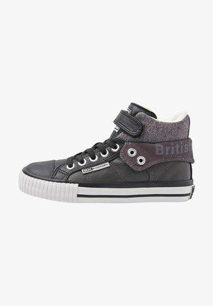 ROCO - High-top trainers - black/grey