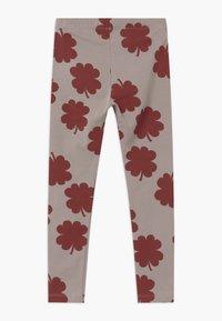 Mainio - Leggings - Trousers - vintage khaki - 1
