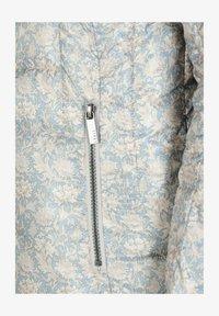 Cero & Etage - Winter jacket - blue print - 5