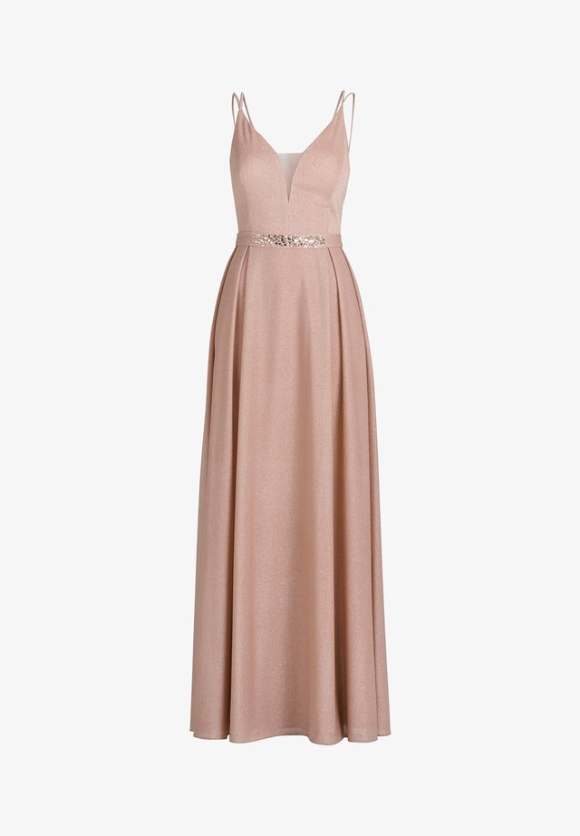 MIT LUREXFADEN - Occasion wear - rose/silver