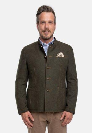 Light jacket - grün melange