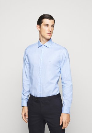 STRUCTURE EASY CARE SLIM - Shirt - blue