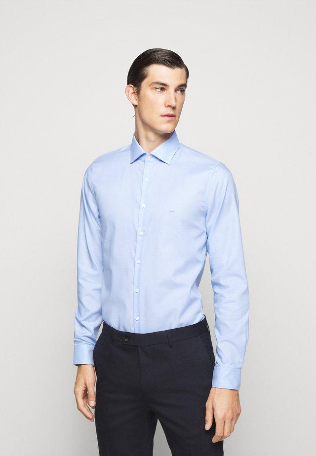 STRUCTURE EASY CARE SLIM - Camisa - blue