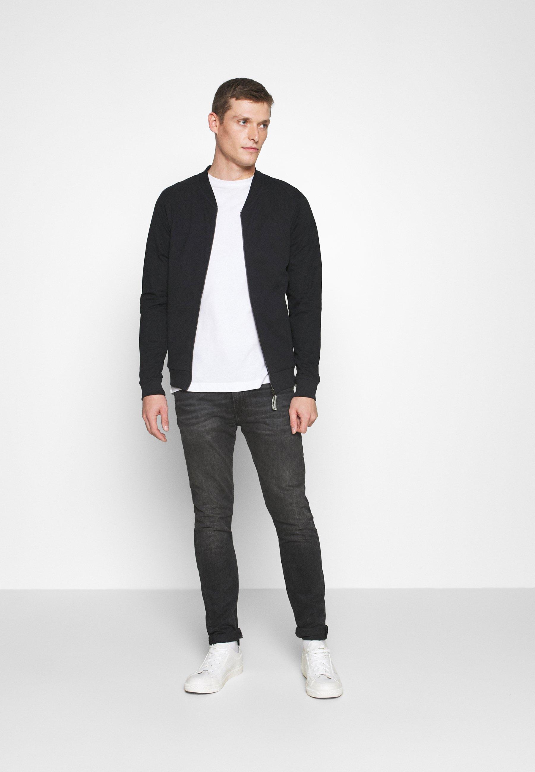 Men ARCHER - Zip-up sweatshirt