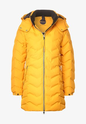 MIT MODERNER STEPPUNG - Winter jacket - orange
