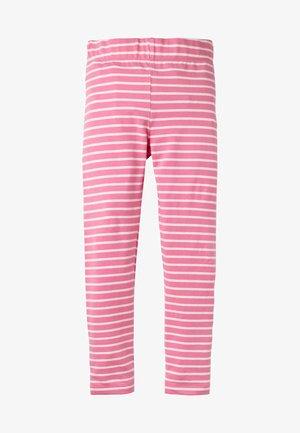 Leggings - Trousers - kirschblütenrosa/naturweiß