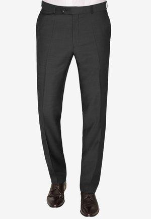 STEVE - Suit trousers - grey