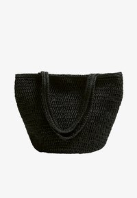 PULL&BEAR - Shopping bag - black - 1