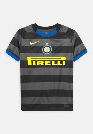 INTER MAILAND - Klubové oblečení - dark grey/tour yellow