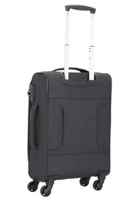 Hardware - AIRSTREAM  - Wheeled suitcase - antracite/lemon - 1