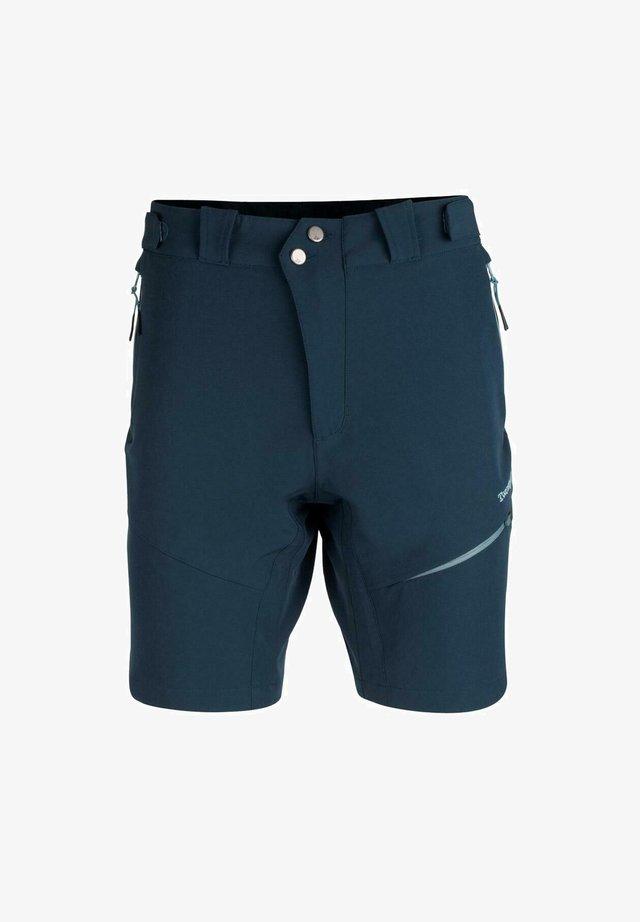Shorts - blågrå