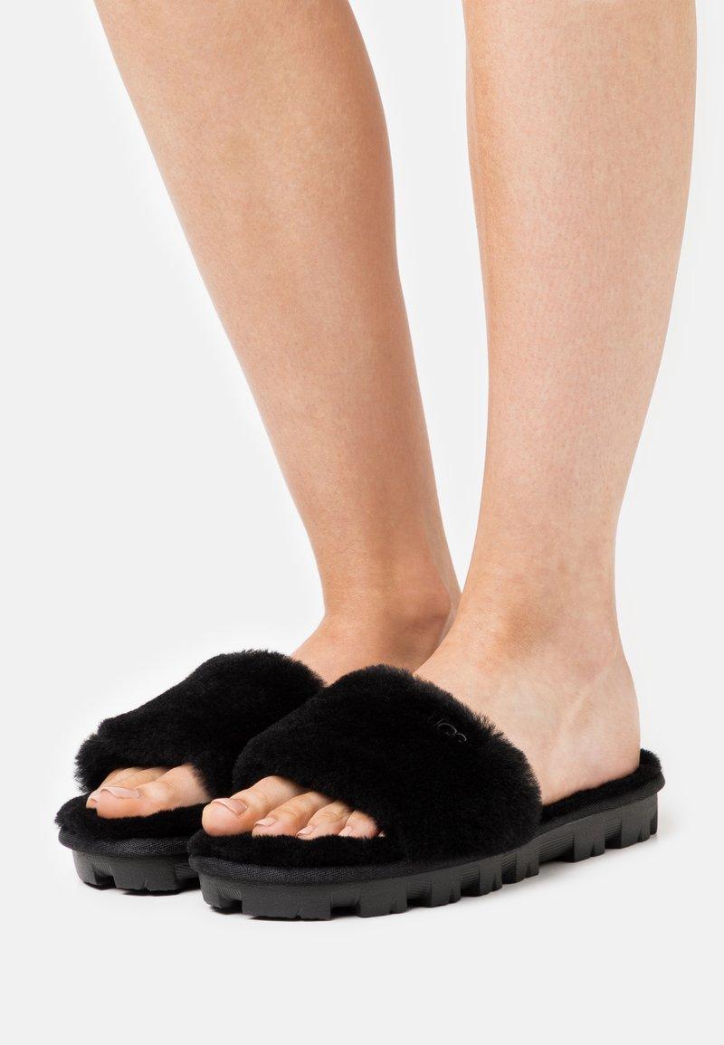 UGG - COZETTE - Pantoffels - black