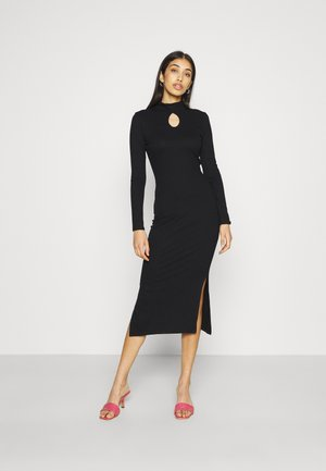 CLAIRE  - Jumper dress - black