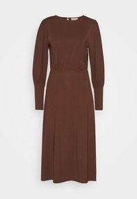 Vero Moda - VMNEXT CALF DRESS - Jumper dress - potting soil - 3