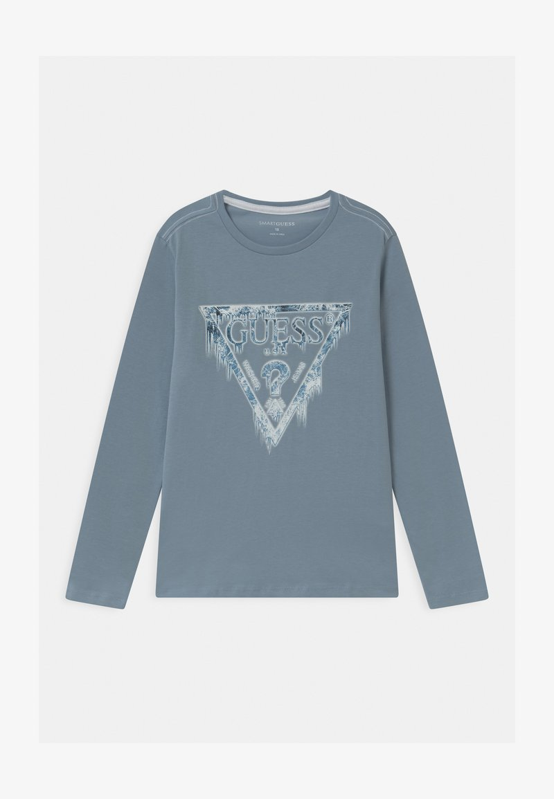 Guess - JUNIOR  - Langarmshirt - light blue