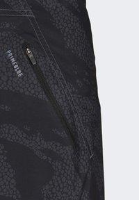 adidas Performance - PRIMEBLUE CLX SHORTS - Swimming trunks - black - 5