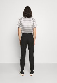 Antony Morato - TROUSERS JAGGER CARROT FIT IN STRETCH FABRIC - Trousers - black - 2