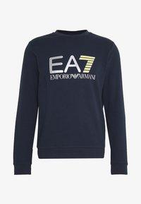 EA7 Emporio Armani - FELPA - Felpa - navy blue - 4