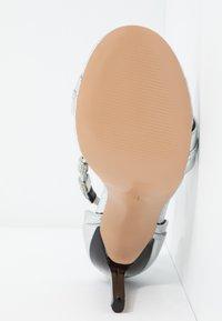 River Island - High heeled sandals - silver - 6
