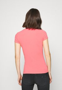 Guess - T-shirt print - las palmas neon - 2