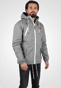 Solid - TILDEN - Light jacket - light gray - 0