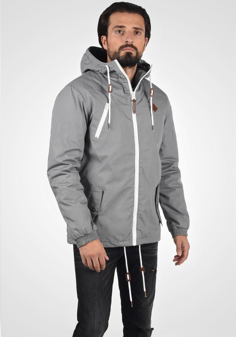Solid - TILDEN - Light jacket - light gray