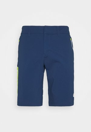OVERLAND SHORTS - Outdoor shorts - dark indigo