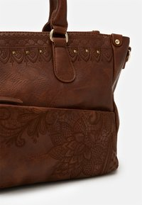Desigual - BOLS MARTINI SAFI - Handbag - brown - 4