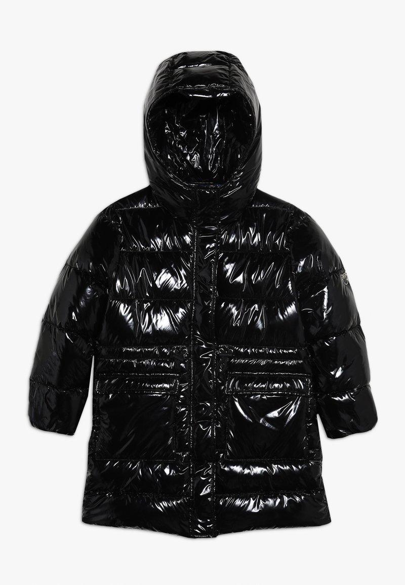 Pinko Up - NEGOZIANTE GLOSSY - Winter coat - black