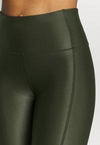 Sweaty Betty - HIGH SHINE 7/8 WORKOUT - Leggings - dark forest green - 9