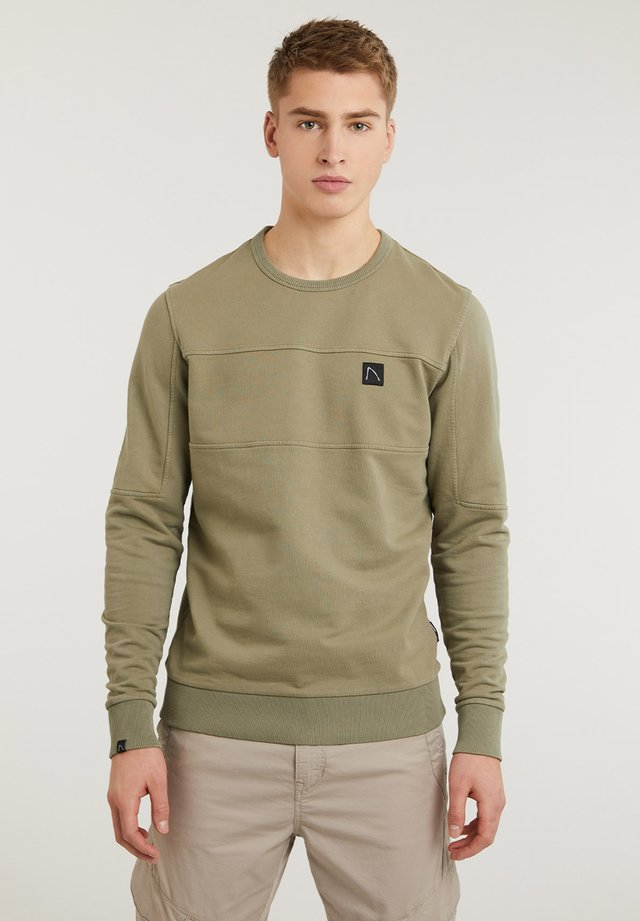 LOW - Sweater - green