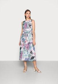 Swing - Blumendruck - Cocktail dress / Party dress - pale lipstick / multi - 0